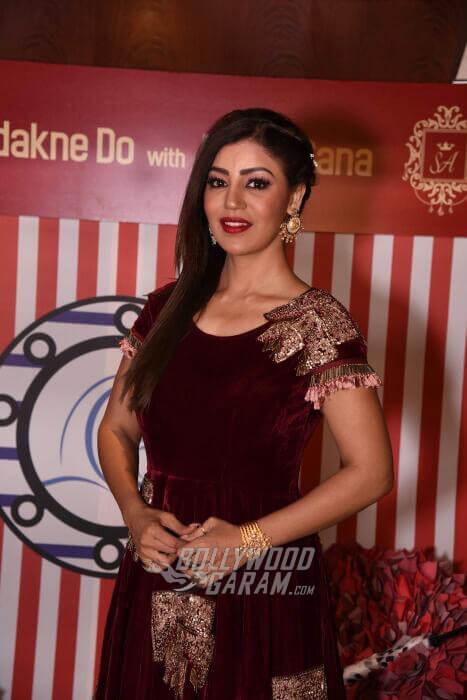 Sana Khan - Adel Sajan