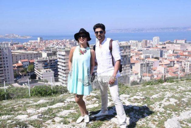 Sana and Adel wedding