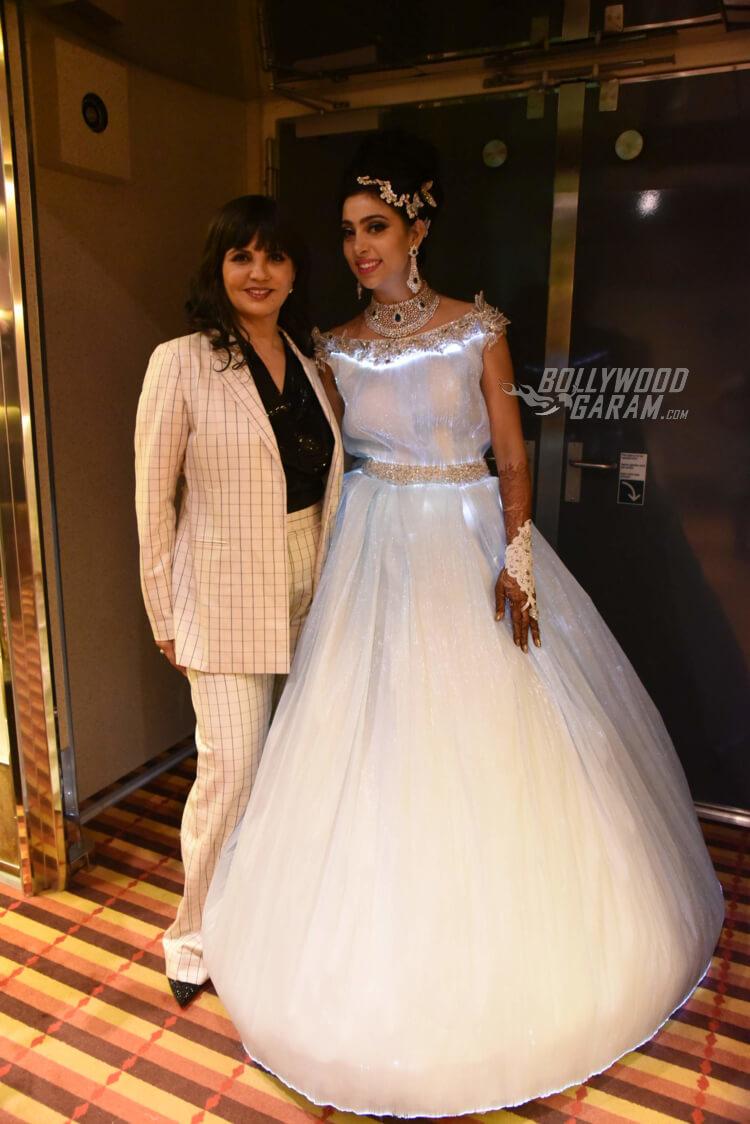 Adel Sajan wedding