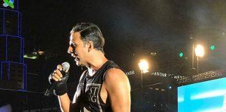 Akshay Kumar surprises fans at Salman Khan's Hong Kong Dabangg Tour!