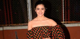 Alia Bhatt deals with drunk bodyguard while returning from Sidharth Malhotra's pad