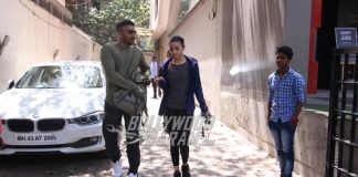 Alia Bhatt spotted at Vishesh Films with director Shashank Khaitan – Photos