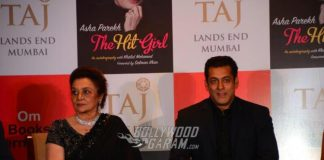PHOTOS – Salman Khan launches Asha Parekh's biography, The Hit Girl