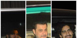 Bollywood celebrities catch Baahubali 2 movie screening – Photos