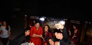 Bollywood celebrities at special movie screening of Begum Jaan – Exclusive Gallery