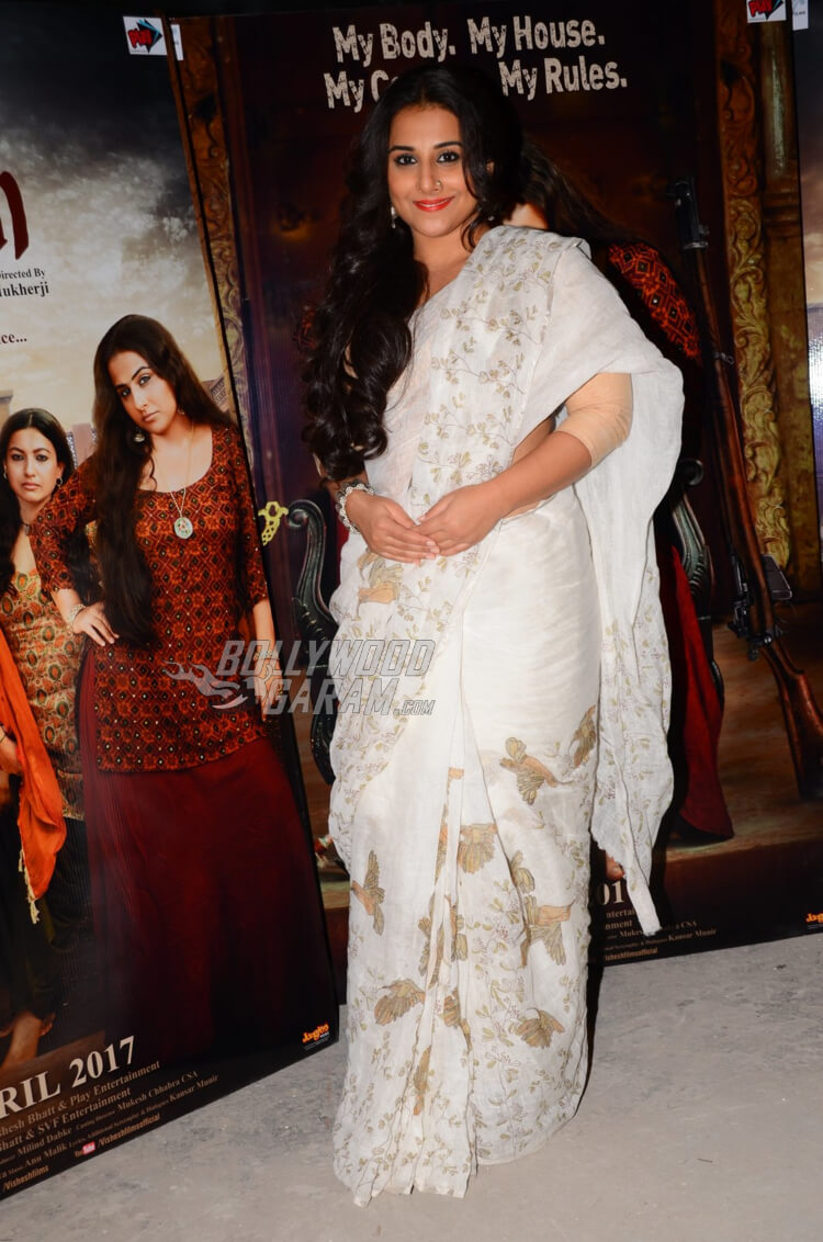 Begum Jaan special movie screening