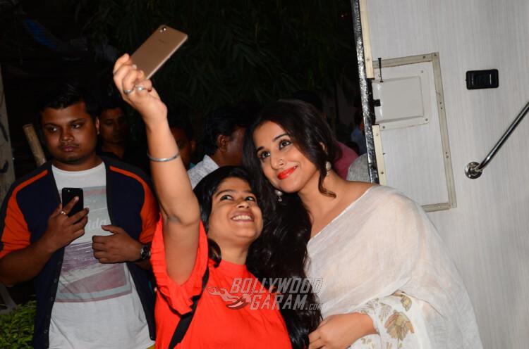 Begum Jaan special movie screening