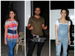Ayushmann Khurrana and Parineeti Chopra promote Meri Pyaari Bindu; Shraddha Kapoor tours for Half Girlfriend – Photos