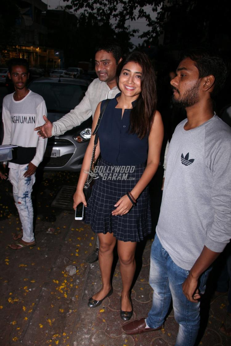 Bollywood celebrities snapped in Bandra