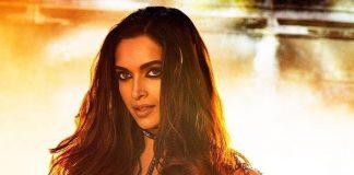 Deepika Padukone looks sizzling in black in Raabta title track