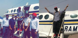 Singer turned actor Diljit Dosanjh just bought his first private jet!