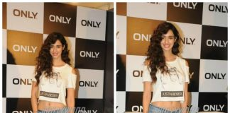 Disha Patani launches ONLYFORBIEBER for Justin Bieber Purpose World Tour India 2017