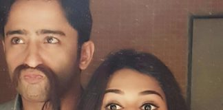 Erica Fernandes defends co-star Shaheer Shaikh from Kuch Rang Pyaar Ke Aise Bhi