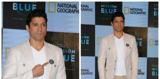 Farhan Akhtar on a water conservation mission with National Geographic's Mission Blue