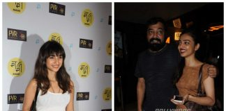 Radhika Apte, Anurag Kashyap spotted at MAMI for French film Felicite screening