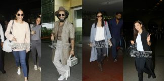 Celebrity Airport Fashion – Deepika Padukone, Alia Bhatt, Ranveer Singh Spotted!
