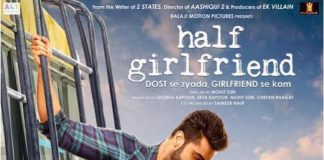 Shraddha and Arjun release Half Girlfriend trailer and new movie poster