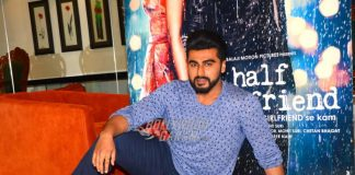 Arjun Kapoor does a quirky photoshoot for Half Girlfriend – Photos!