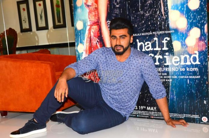 Half girlfriend Arjun6