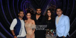 Arjun Kapoor, Shraddha Kapoor promote Half Girlfriend on Nach Baliye 8 – Photos
