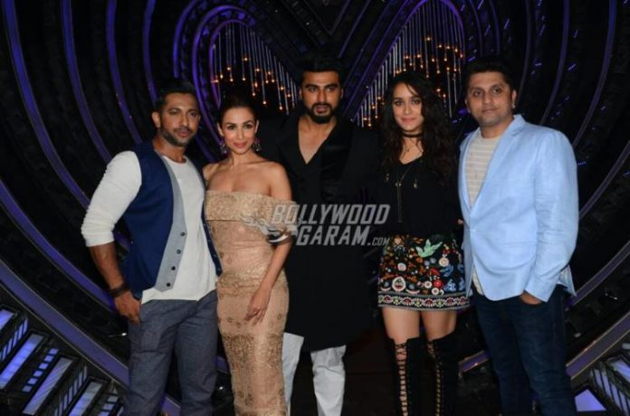 Half girlfriend Nach Baliye4
