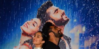 Shraddha Kapoor, Arjun Kapoor launch Half Girlfriend trailer video – Photos