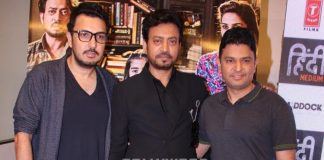 Irrfan Khan launches official movie trailer of upcoming film – Hindi Medium