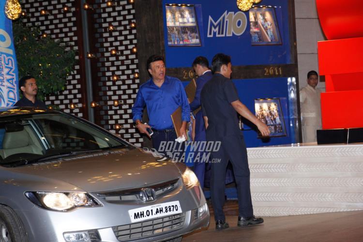 Mukesh Ambani's IPL bash