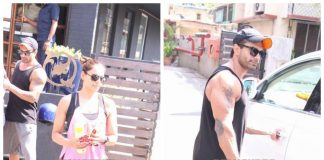 Bipasha Basu and Karan Singh Grover pull off post workout look – Photos