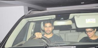 Well-wishers from Bollywood turn up for Karan Johar's first bash with his twins