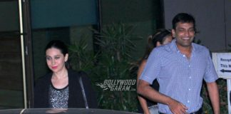 Karisma Kapoor and Sandeep Toshniwal spend quality time over dinner
