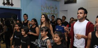 Kiara Advani shakes a leg with students of dance academy