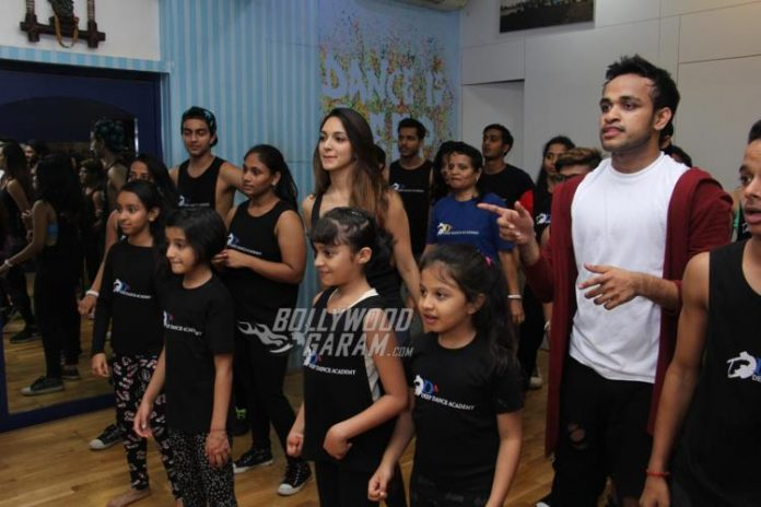 Kiara advani dance academy1