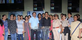 Naam Shabana special screening held for Mumbai police department