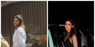 Parineeti Chopra struts like a million bucks in her post workout and post dinner looks