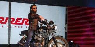 Ranveer Singh spreads his magic at an endorsement event in Delhi