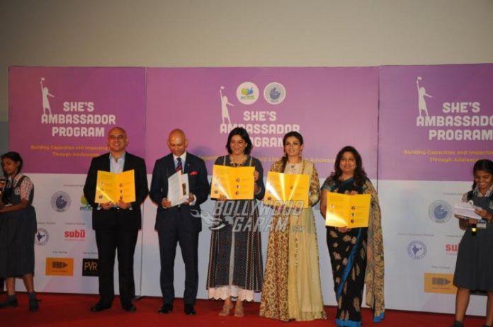 Raveena Tandon NGO1