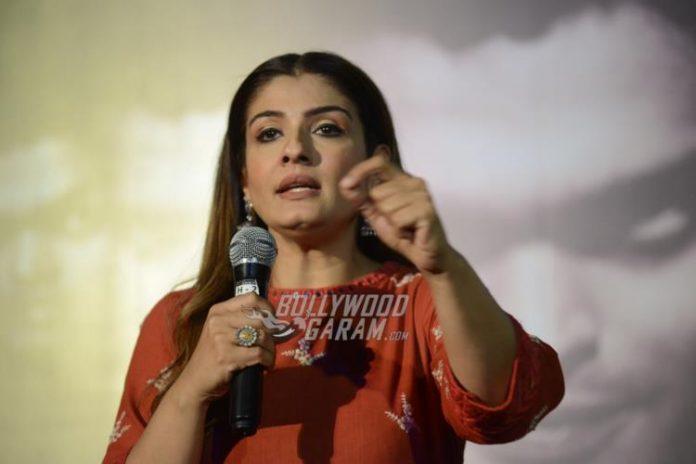 Raveena Tandon maatr delhi3