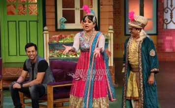 Photos – Benny Dayal, Salim – Sulaiman have fun shooting for The Kapil Sharma Show