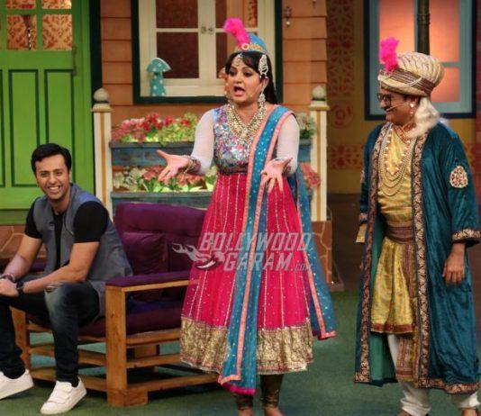 Photos – Benny Dayal, Salim – Sulaiman have fun shooting for The Kapil Sharma Show