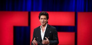 Shah Rukh Khan charms global audience at TED Talks