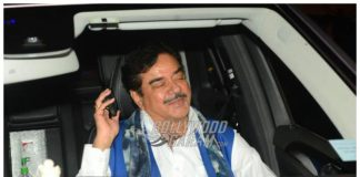 Poonam and Shatrughan Sinha watch Noor at special screening – Photos