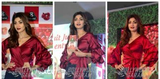 Shilpa Shetty is brand ambassador for B Natural Juice, launches new flavor – Photos