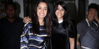 Shraddha Kapoor and Ekta Kapoor spotted catching up on dinner – photos!