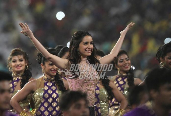 Shraddha performance at IPL8
