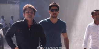 Sidharth Malhotra and Neeraj Pandey catch up to discuss Aiyaary
