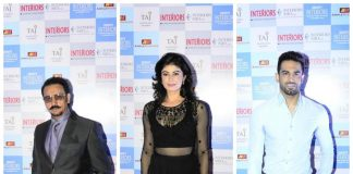 Bollywood celebrities dazzle at Society Interiors Design Awards 2017 red carpet