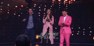 Sonakshi Sinha performs Move You Lakk live on Rising Star! – Photos