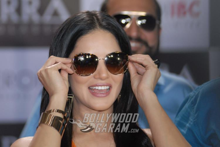 Sunny Leone at IARRA Sunglasses launch