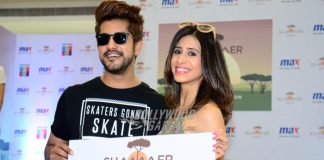 Suyyash Rai, Kishwer Merchant unveil Max's Summer '17 collection